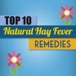 Top 10 Natural Hay Fever Remedies