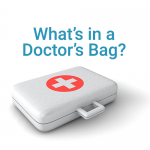 What's in a doctor's bag?