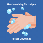 Washing Your Hands Poster Download