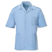 Tunics for professional healthcare workwear