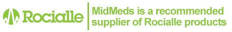 MidMeds is the recommended supplier of Rocialle products