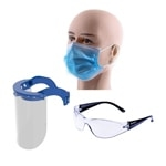 Face Masks, Face Shields and Goggles
