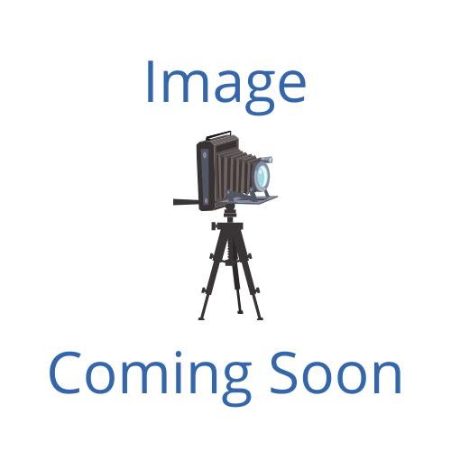 Lec essenChill Under-counter Solid Door Fridge in White - 115 Litres Image 1