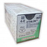 Ethilon Black 4/0 45CM x 12