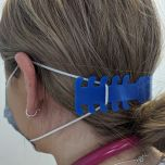 'Super Strap' for Loop Masks, Royal Blue x 1 multi