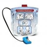 Paediatric Defibrillation Pads - For Lifeline View, ECG, Pro