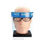 Full Face Visor Virus Protect 150