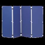 Plastic Panels screen -set of 4