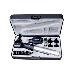 Keeler Practitioner Ophthalmoscope & Fibre Optic Otoscope Diagnostic Set 2.8v
