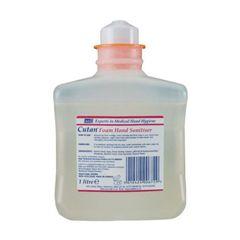 Cutan Foam Hand Sanitiser 1 Litre x 6