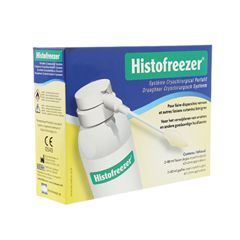 Histofreezer® Portable Cryosurgical System - 2 x 80ml Bottles with 50 x Small (2mm) Applicators