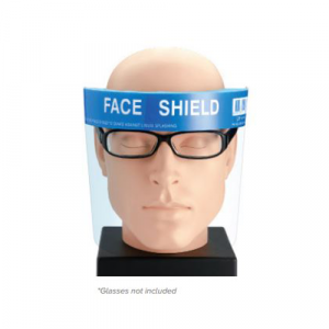 Full Face Visor Virus Protect