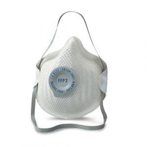 Moldex FFP2 (94% Filtering Capacity) Respirator With Valve x 20