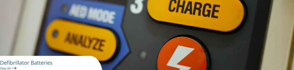 AED Battery Page Banner