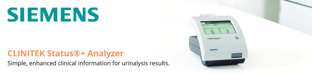 Siemens Clinitek Urine Analyser