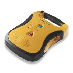 Defibrillator saves teen's life
