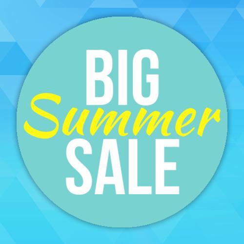 The Big Summer Sale!