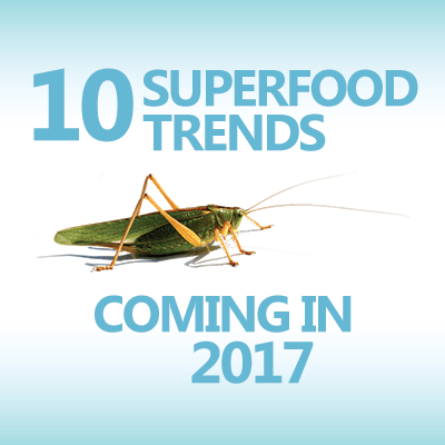 The 10 Biggest Superfood Trends in 2017