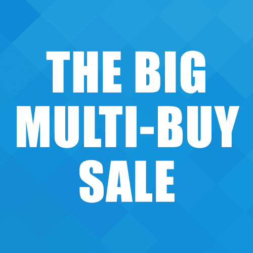 The Big Multi-Buy Sale 2017
