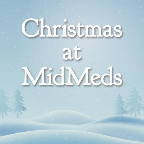 Christmas 2016 at MidMeds