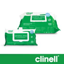 Clinell efficacy against Coronavirus Covid-19